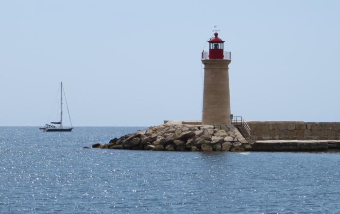 leuchtturm port andratx mallorca