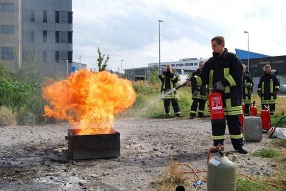 Feuerloeschuebung