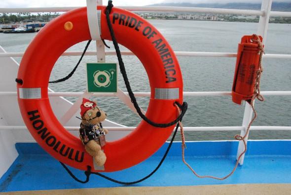 Kreuzfahrt: Sicherheit an Bord durch gut ausgebildetes Personal