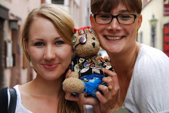Wie Blogger in Frankfurt das Bloggen lernen… Teil 2 (gesponsert)