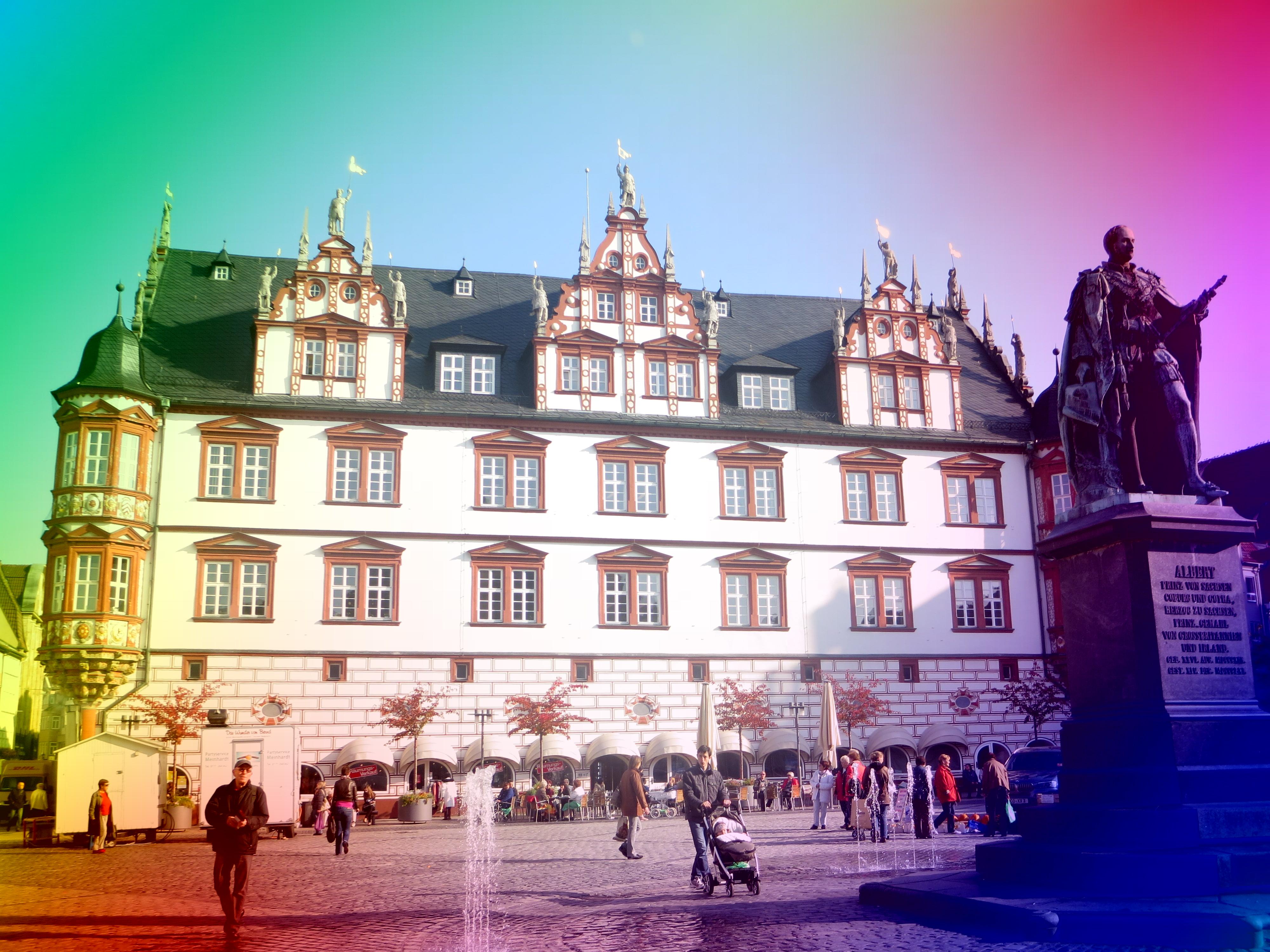 00_Stadtplatz-Coburg-bunt