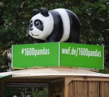 1600 WWF Pandas erobern München