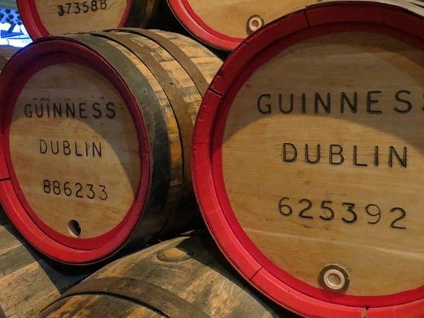Guinness Fass