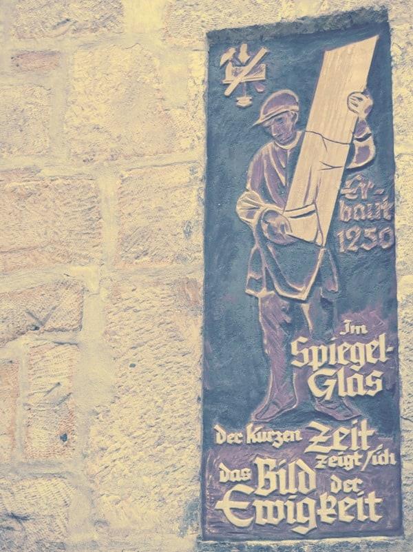 11-Spiegel-Spruch-Glasmacher