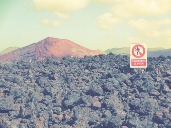 Fotostrecke: Willkommen auf dem Mond! (Lanzarote Kratertour)