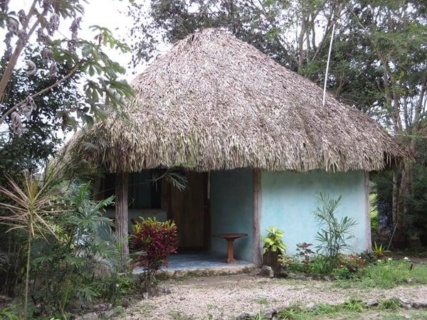02_Cabanas-Calakmul-Mexiko-Huette