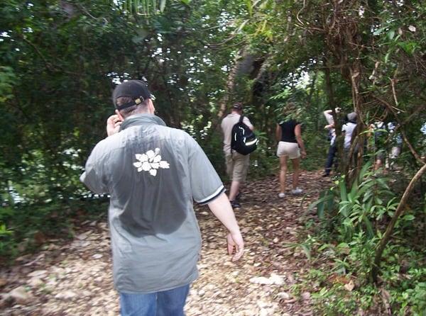 10_Landausflug-Belize-Dschungel