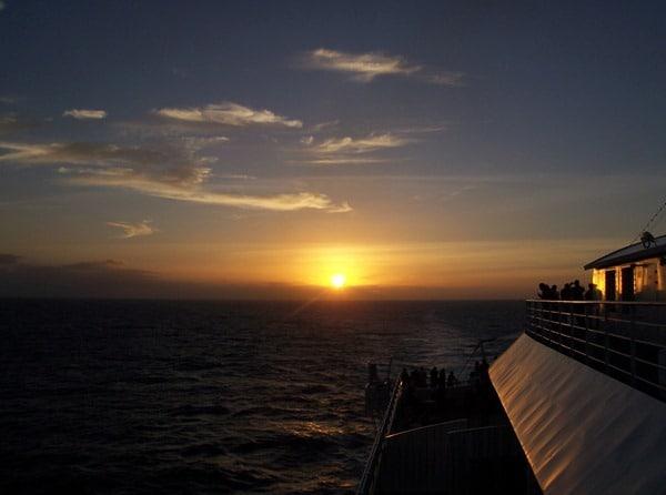 19_AIDA-Karibik-letzter-Sonnenuntergang