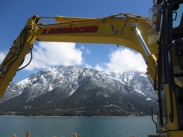 05_Bagger-Rofan-Achensee-Pertisau-Tirol-Oesterreich
