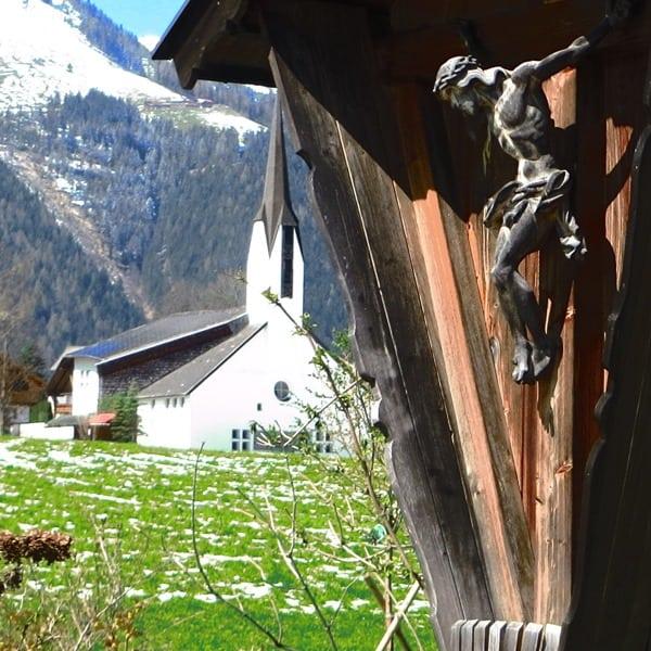 06_Weggkreuz-Dreifaltigkeitskirche-Pertisau-Achensee-Tirol-Oesterreich