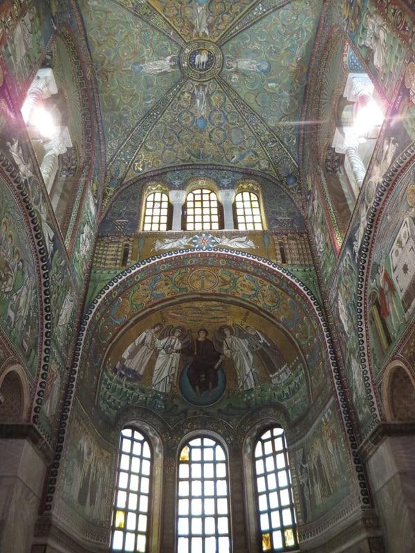 23_Deckenmosaik-Basilika-San-Vitale-Ravenna-Italien