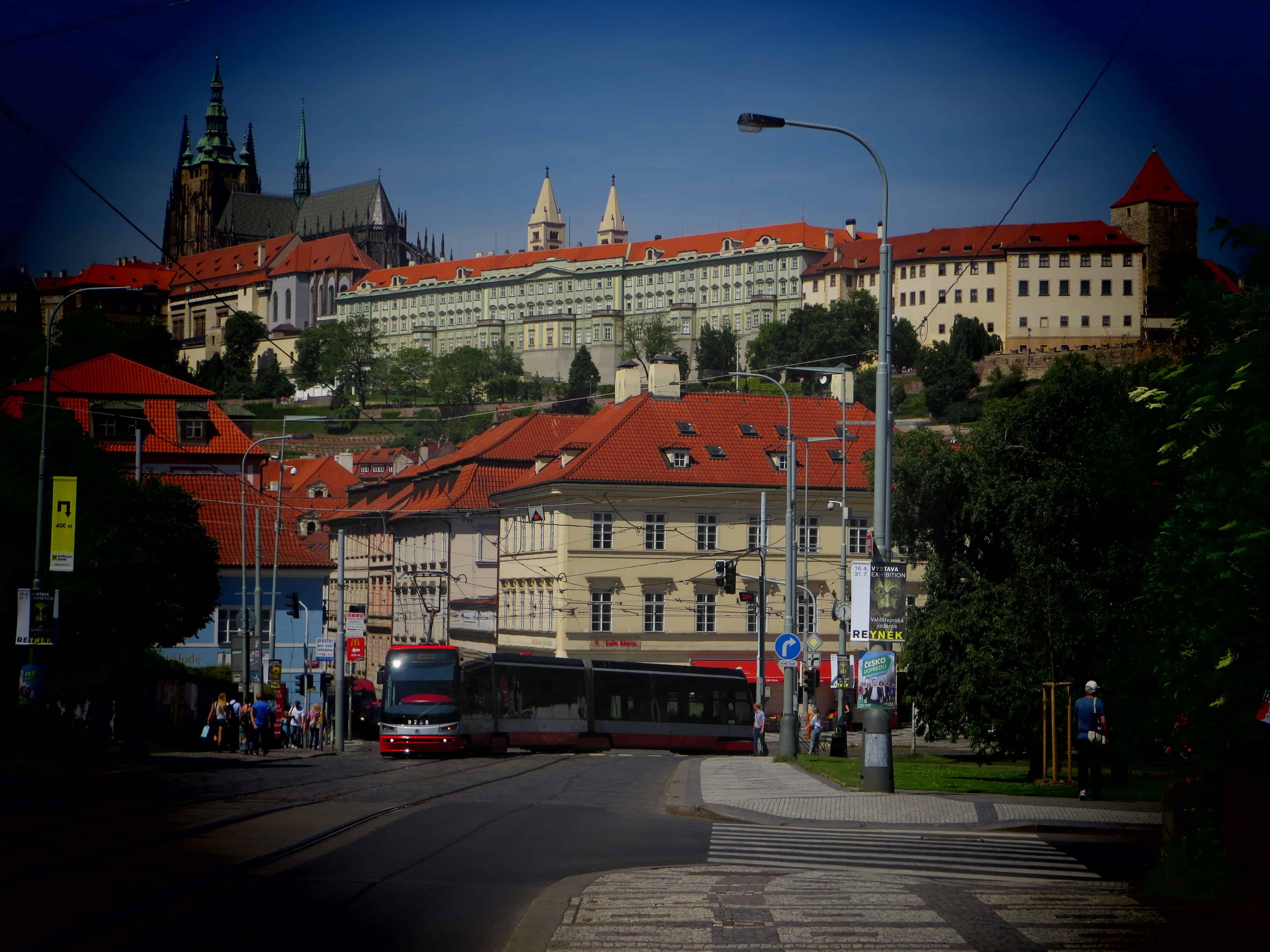00_Citytrip-Prag-Prager-Burg-Moldau-Tschechische-Republik