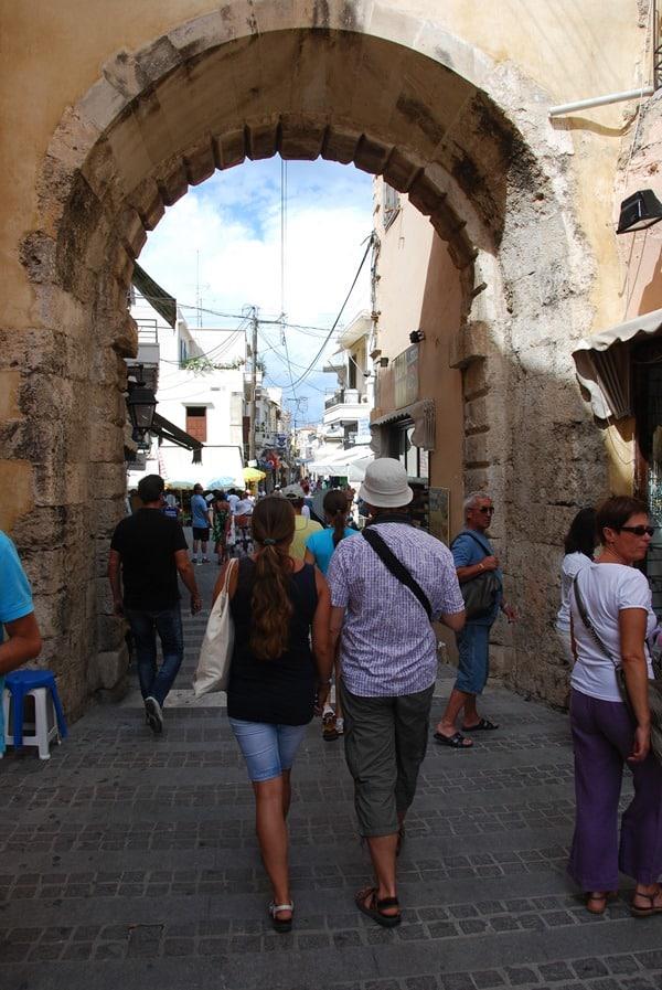01_Altstadt-Rethymno-Kreta-Griechenland
