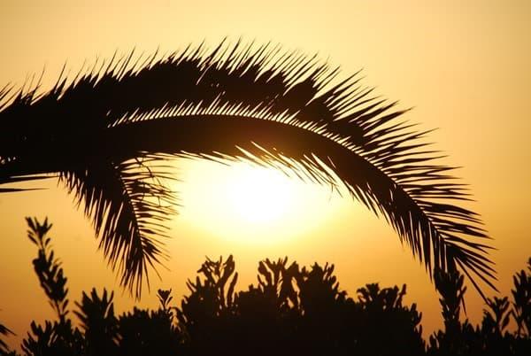 99_Sonnenuntergang-Rethymno-Kreta