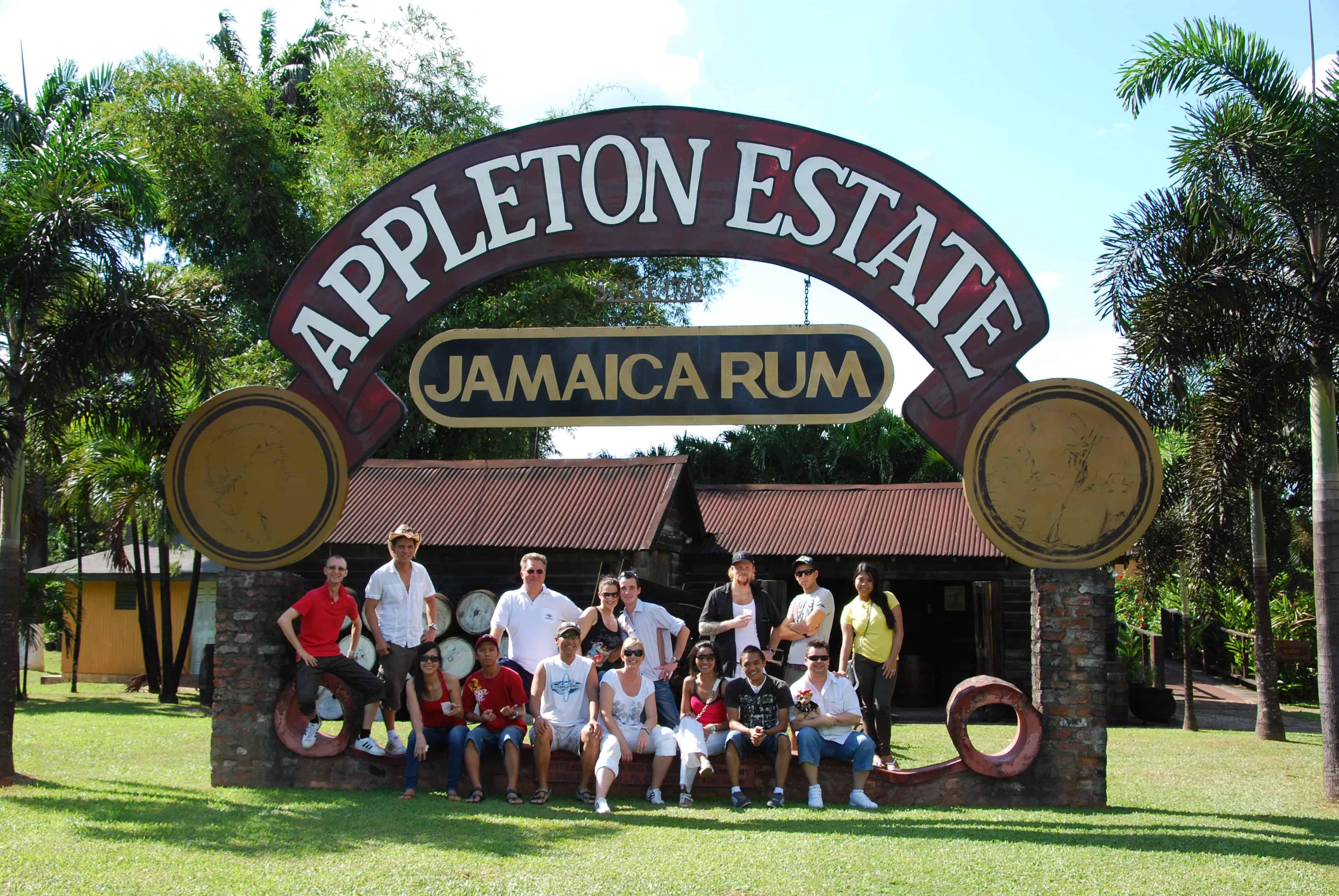 00_Gruppenbild-Appleton-Estate-Jamaica-Rum-Jamaika
