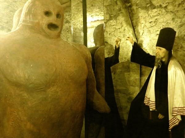 03_Golem-Wachsfigurenmuseum-Prag-Tschechien