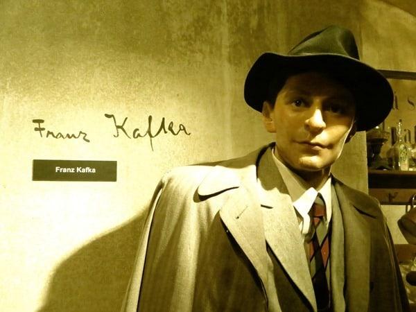 05_Franz-Kafka-Wachsfigurenmuseum-Prag-Tschechien