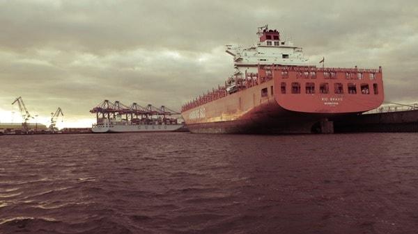 08_Hafenrundfahrt-Hamburg-Rio-Bravo-Sonnenuntergang