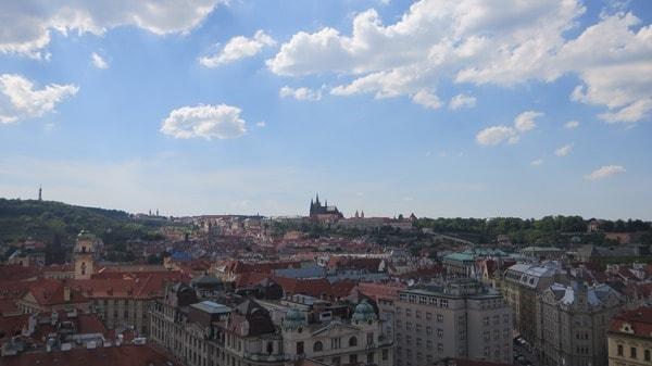 08_Panorama-Ausblick-vom-Altstaedter-Rathaus-Prager-Burg-Prag-Tschechien
