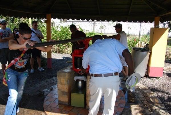10_Zuckerrohr-Presse-Appleton-Rum-Jamaika