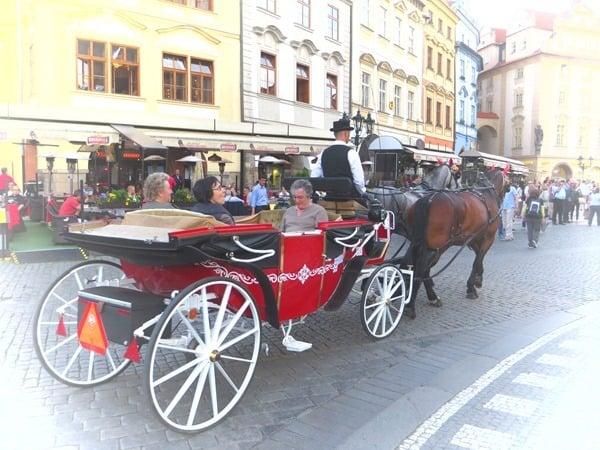 19_Kutsche-Fiaker-Prag-Tschechien