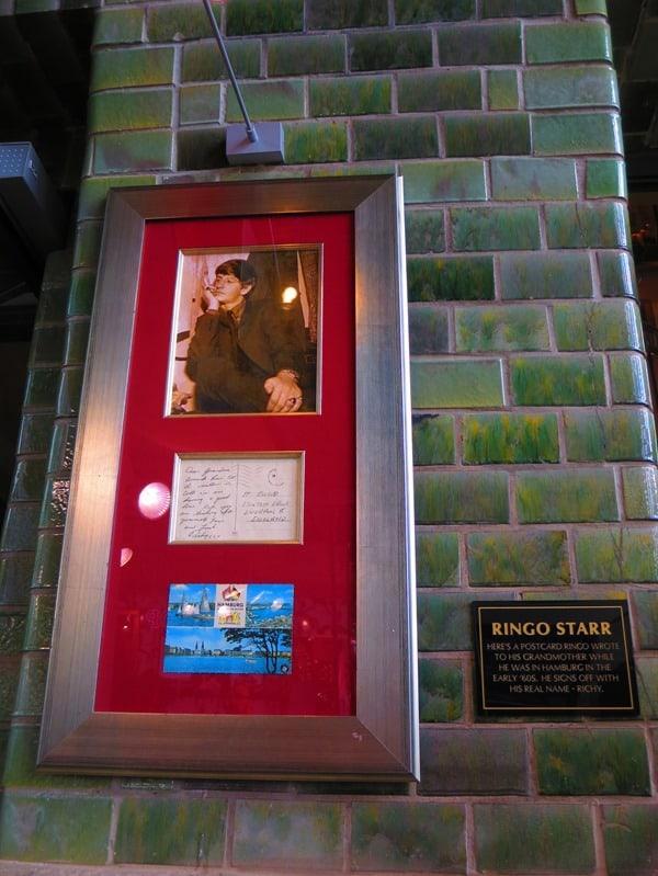 03_Beatles-Ringo-Starr-Postkarte-Hard-Rock-Cafe-Hamburg