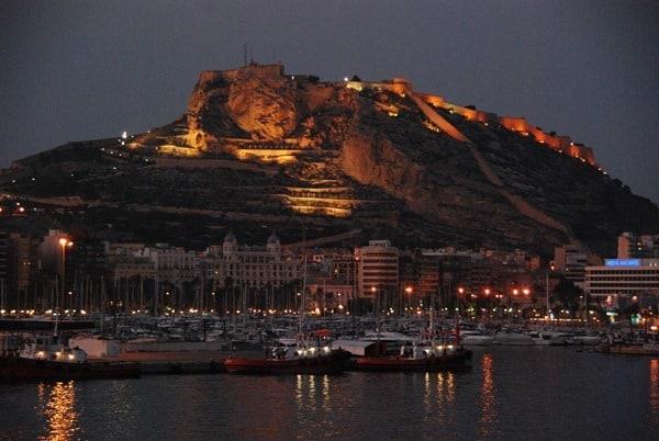 AIDA-Kurzkreuzfahrt-Alicante-Spanien