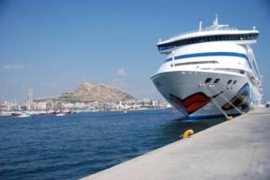 AIDAvita-Kurzreise-Hafen-Alicante