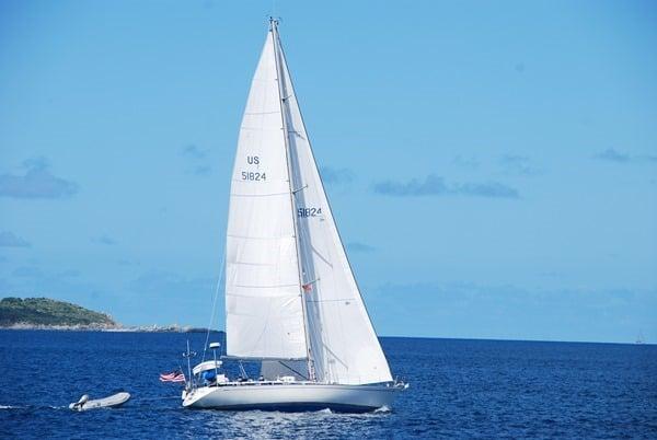 03_Segelboot-Britische-Jungferninseln-Karibik