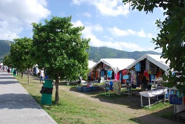 Markt-Road-Town-Tortola-Britische-Jungferninseln-Karibik