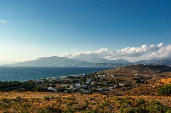 kreta-sueden-kalamaki-abendlicht-crete-greece
