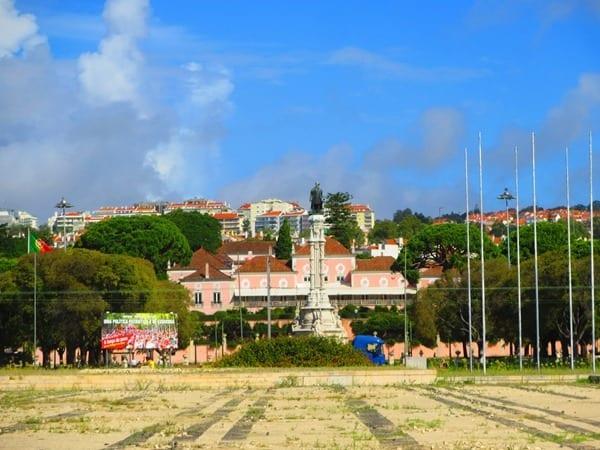 03_Praesidentenpalast-Palacio-Nacional-de Belem-Lissabon-Portugal