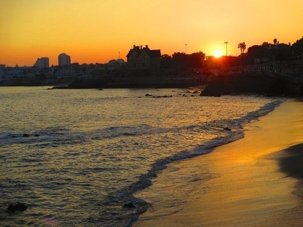 13_Sonnenuntergang-Uferpromenade-Estoril-Lissabon-Portugal