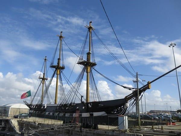 15_Cacilhas-Segelschiff-Lissabon-Portugal