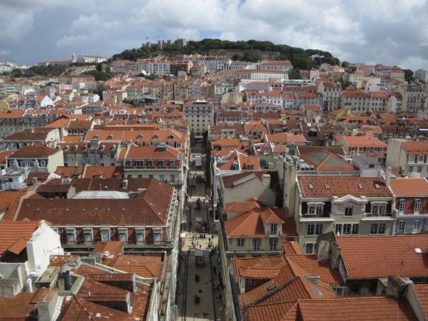 21_Blick-vom-Elevador-de-Santa-Justa-Lissabon-Portugal