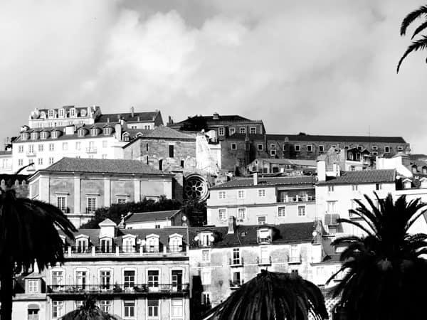 95_Citytrip-Lissabon-Portugal-SchwarzWeiss