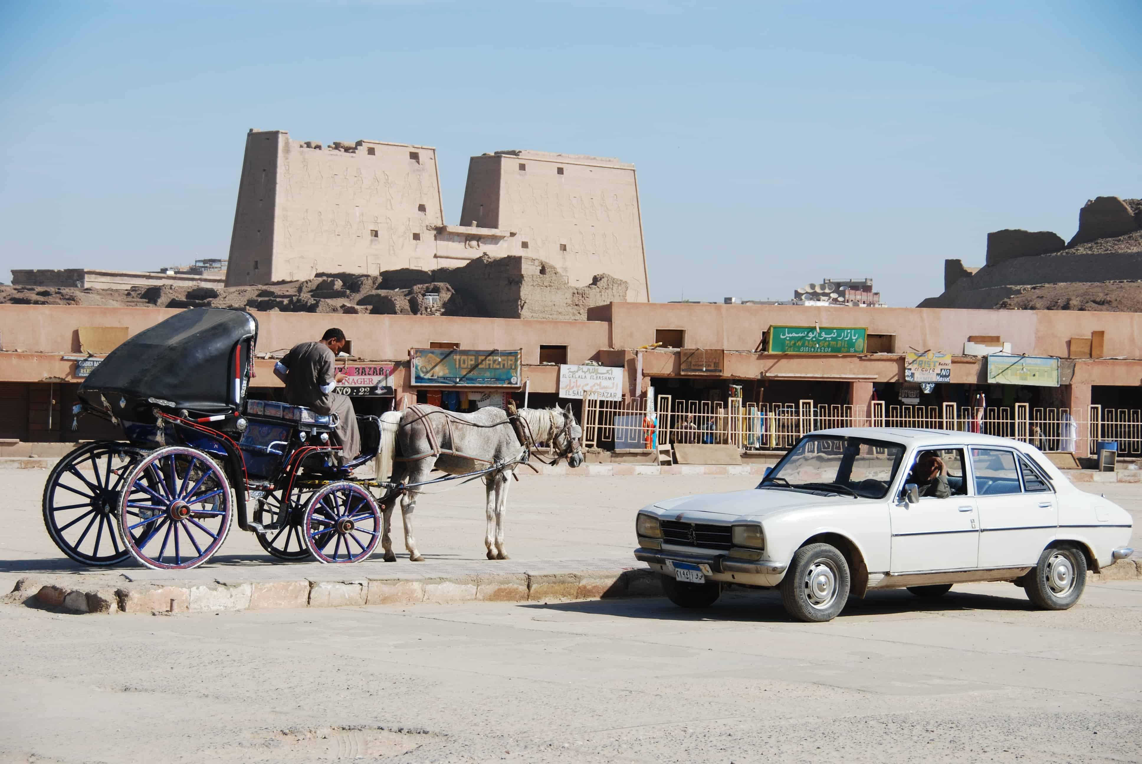 00_Horus-Tempel-Edfu-Aegypten-Nil-Nilkreuzfahrt