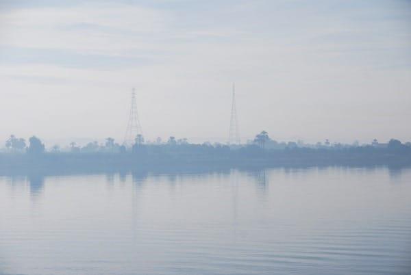 01_Sonnenaufgang-Edfu-Aegypten-Nil-Nilkreuzfahrt
