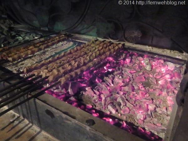 22_Abendessen-Lamm-Spiesse-Grill-Aegypten-Hurghada