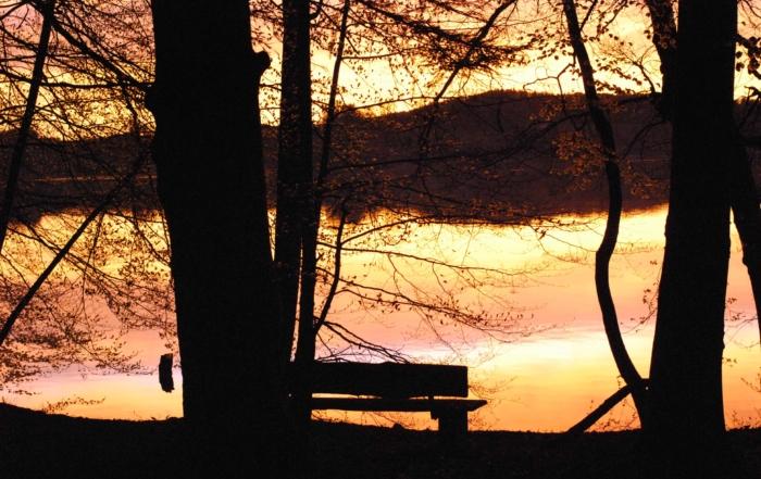 00 Sonnenaufgang am Tegernsee