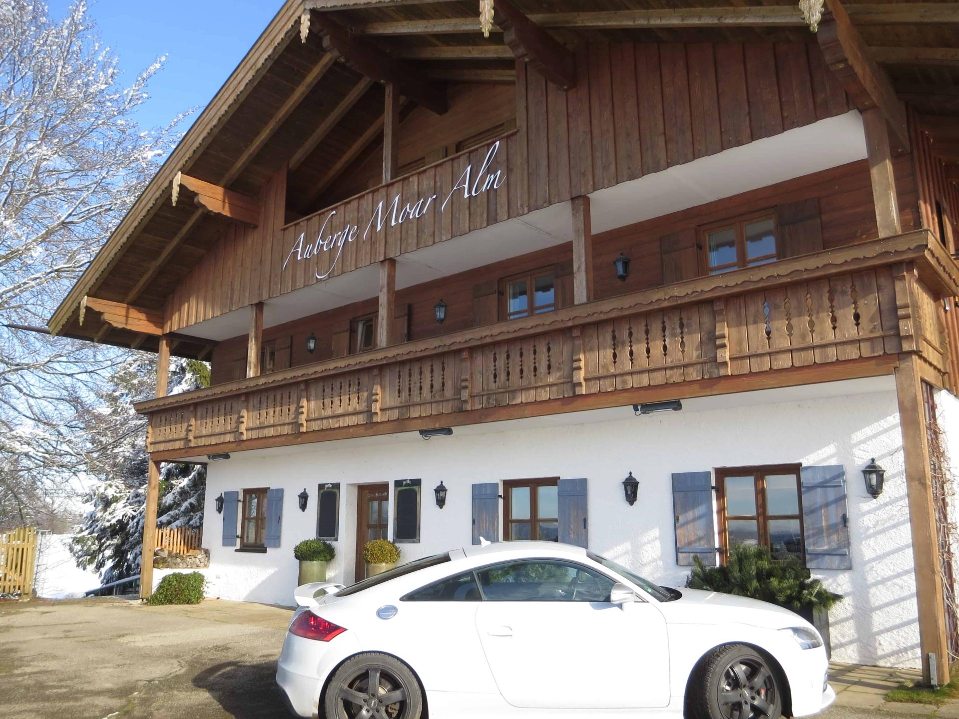 00 Franzoesisches Restaurant Auberge Moar Alm Sachsenkam