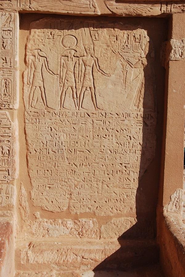 20_Abu-Simbel-Inschriften-Grosser-Tempel-Statuen-Aegypten-Nilkreuzfahrt