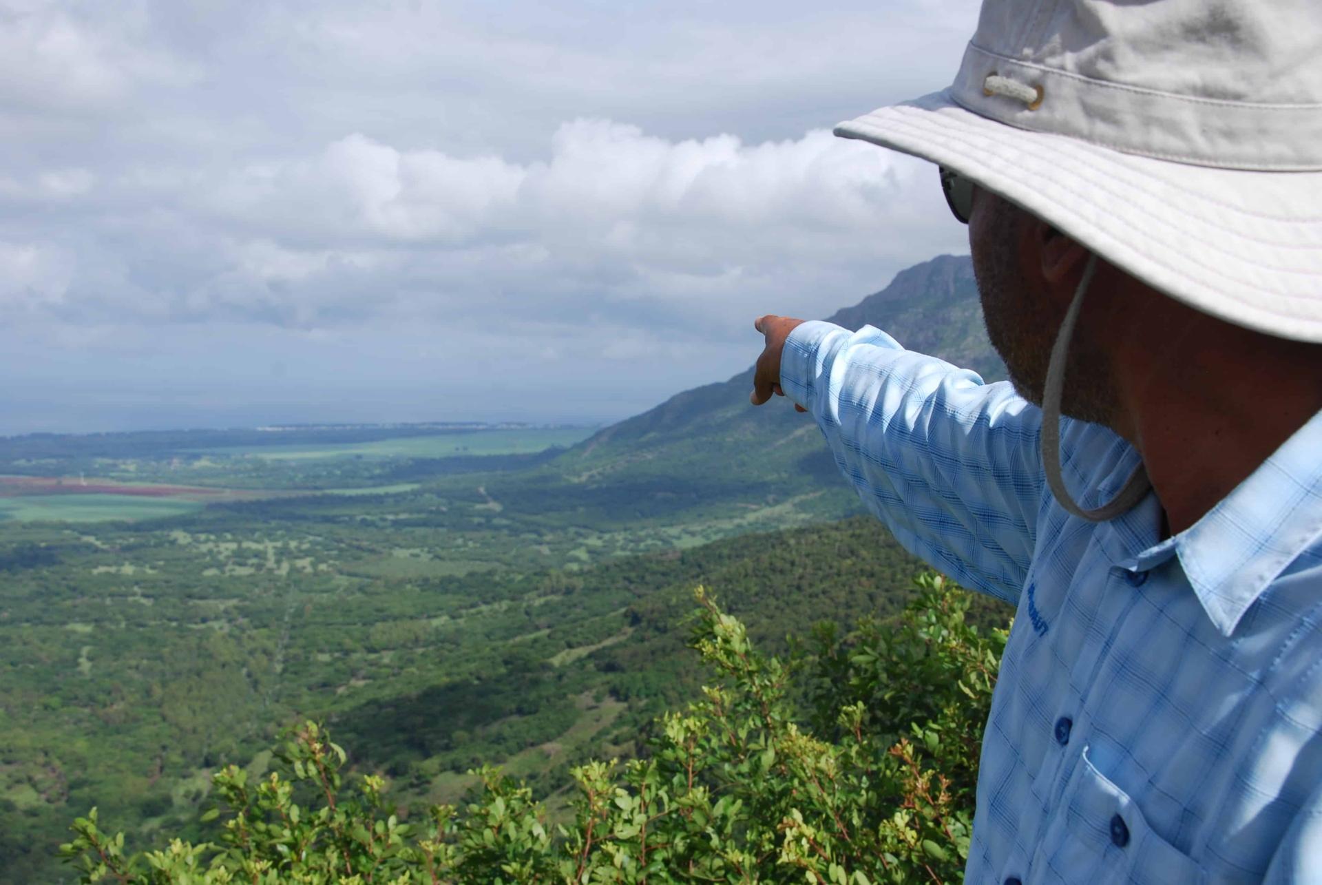 00 Mauritius Guide Alain Nature Trails Ausflug