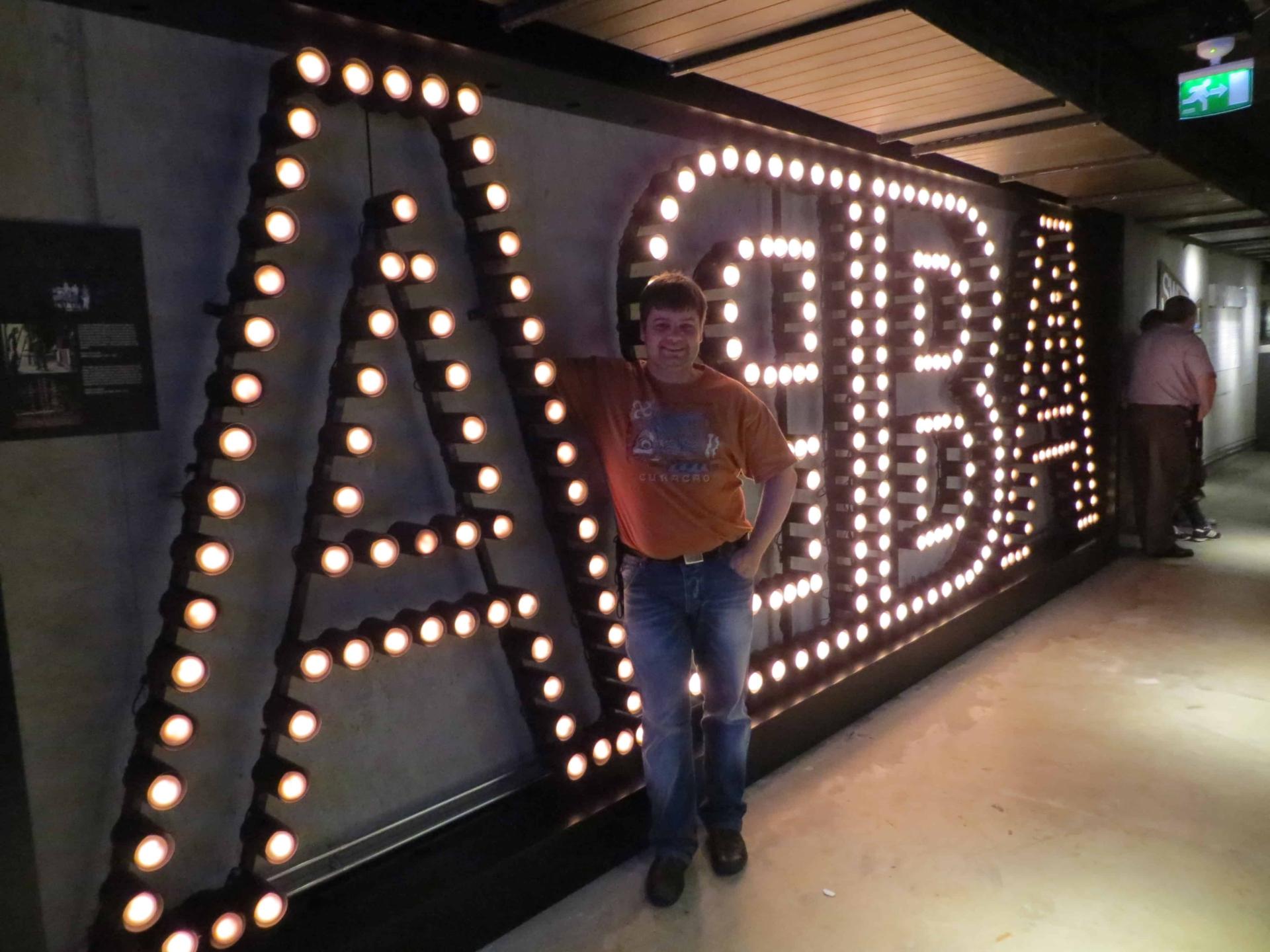 00 ABBA Museum Stockholm Schweden