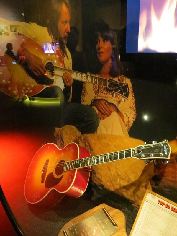 03_ABBA-Museum-Stockholm-Schweden-Gitarre