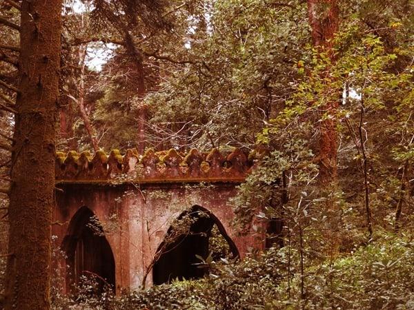 05_Ruine-Schlossgarten-Palacio-Nacional-da-Pena-Sintra-Lissabon-Portugal