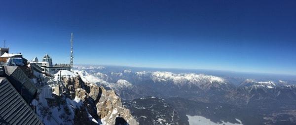 22_Alpenpanorama-Zugspitze-Winter-Sonnenschein
