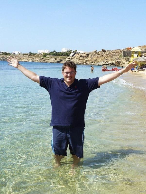 Urlaubs-Hossi-Strand