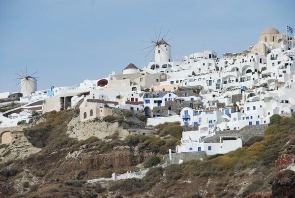 01_Muehlen-Ia-Santorin-Griechenland-Kykladen