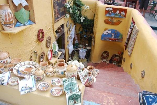03_Souvenirs-Oia-Ia-Santorin-Griechenland-Kykladen